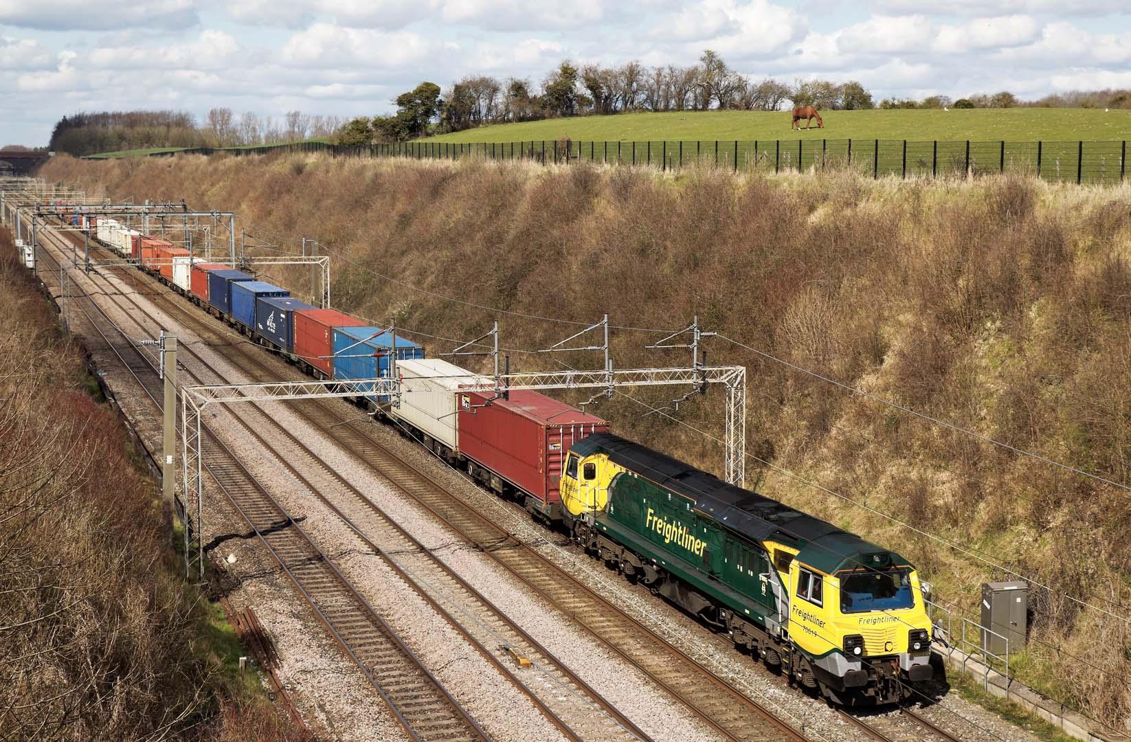 Traffico ferroviario europeo: l'innovazione del sistema di regolazione ERTMS/ETCS