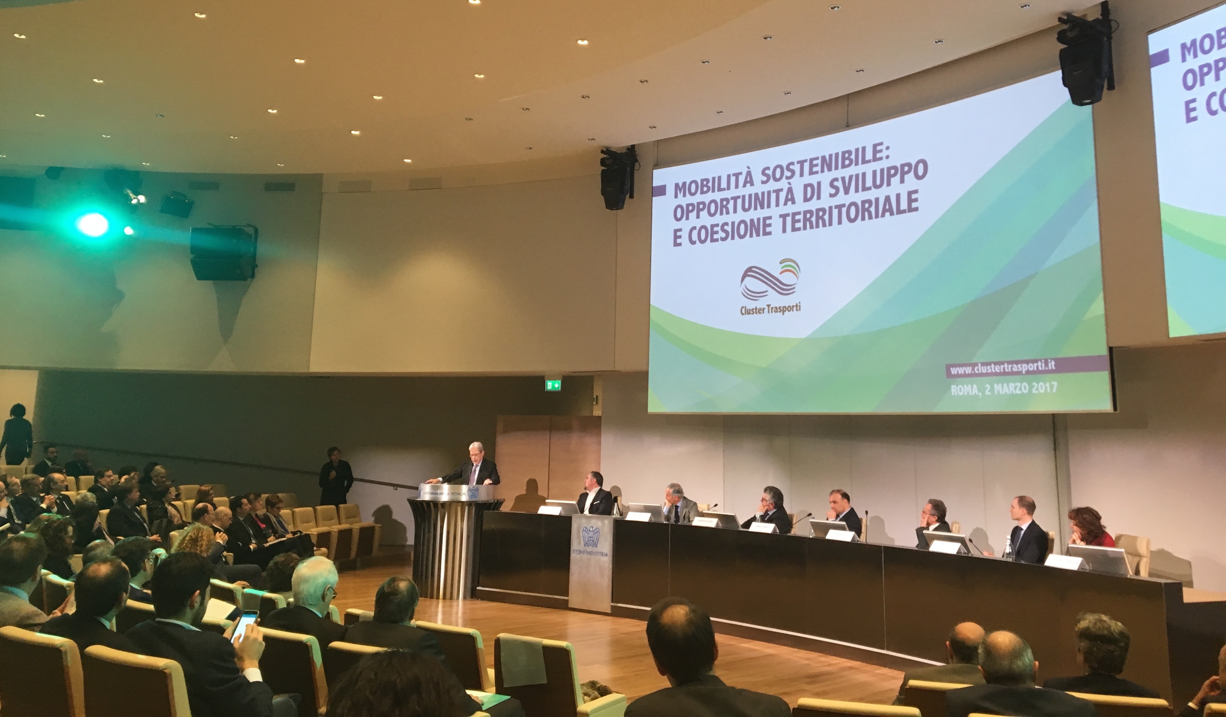 Ricerca e innovazione nei trasporti: il Cluster presenta a Roma la sua roadmap tecnologica