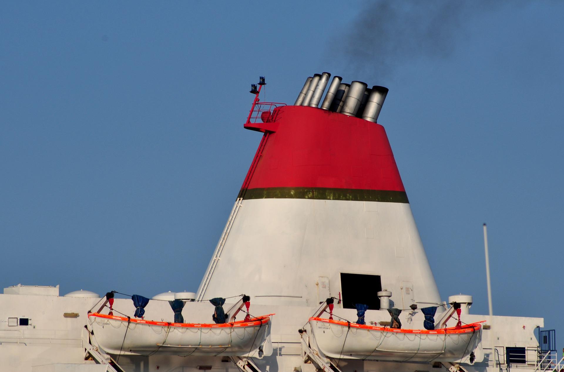 Progetto Flumarturb: una turbina a vapore per il recupero dell'energia dai fumi di scarico delle navi