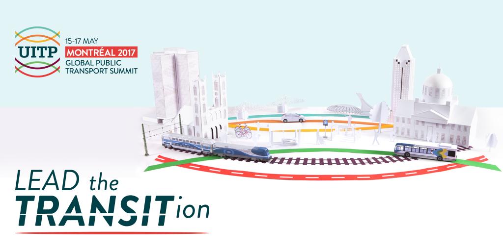 Hitachi RAIL Italy e Ansaldo STS insieme all'UITP Global Public Transport Summit