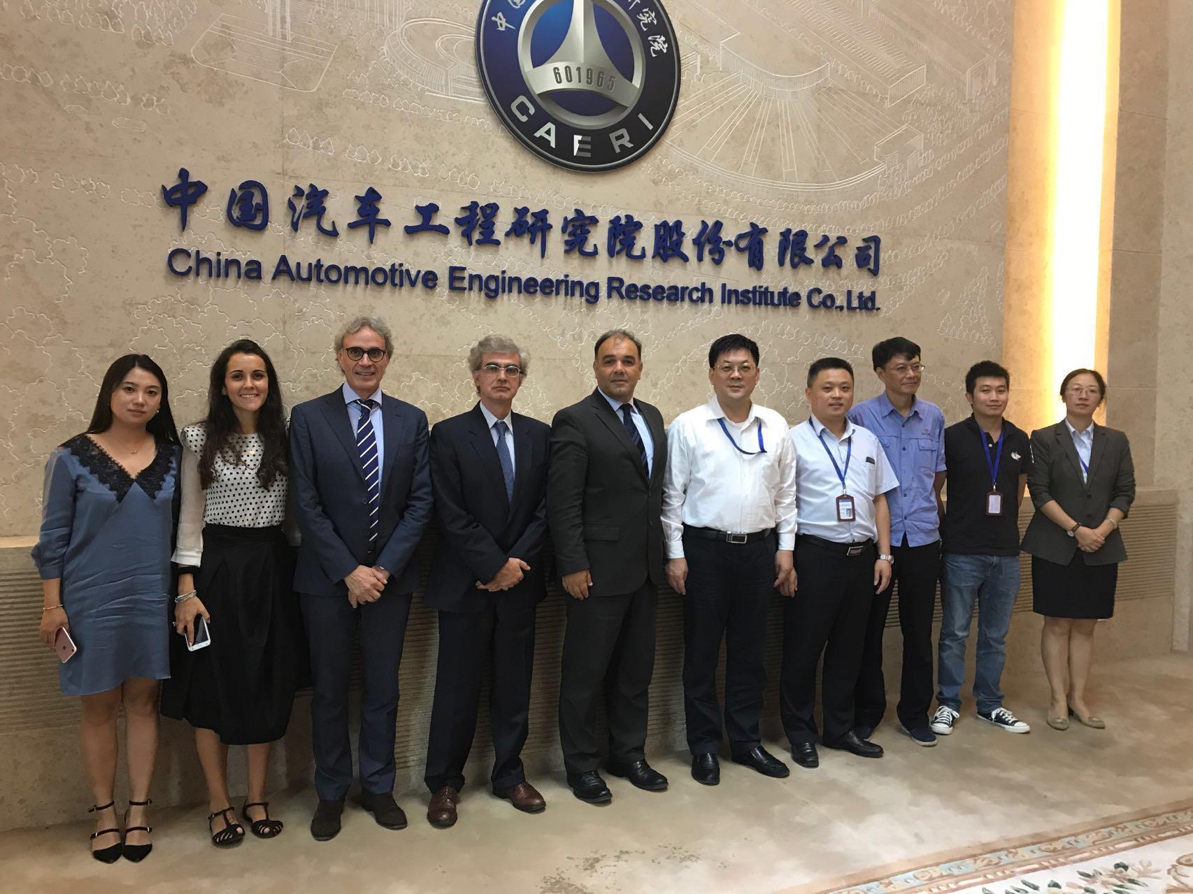 Il Cluster Trasporti in Cina per incontrare gli interlocutori della ricerca e dell'innovazione