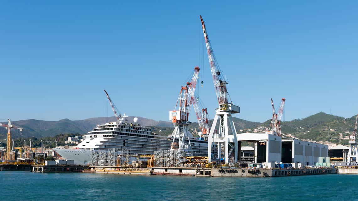 """Progettazione navale: Fincantieri Oil & Gas partner nel progetto di innovazione """"SIDRAN"""""""