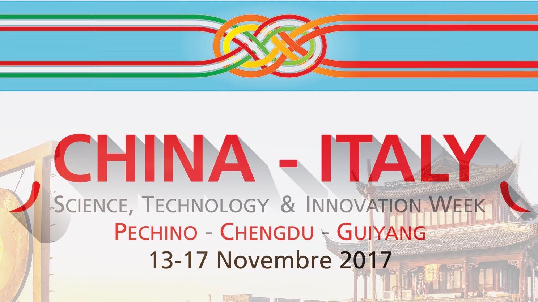 China-Italy Science, Technology & Innovation Week: l'evento per la cooperazione tra eccellenze in ambito scientifico e tecnologico