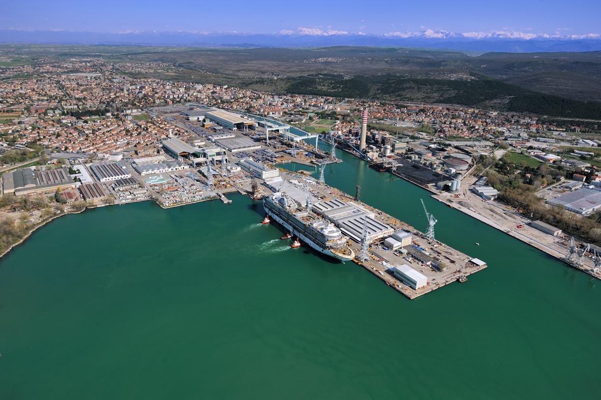 Infrastrutture e tecnologie marittime: le soluzioni per il settore a Monfalcone il 28 e 29 novembre