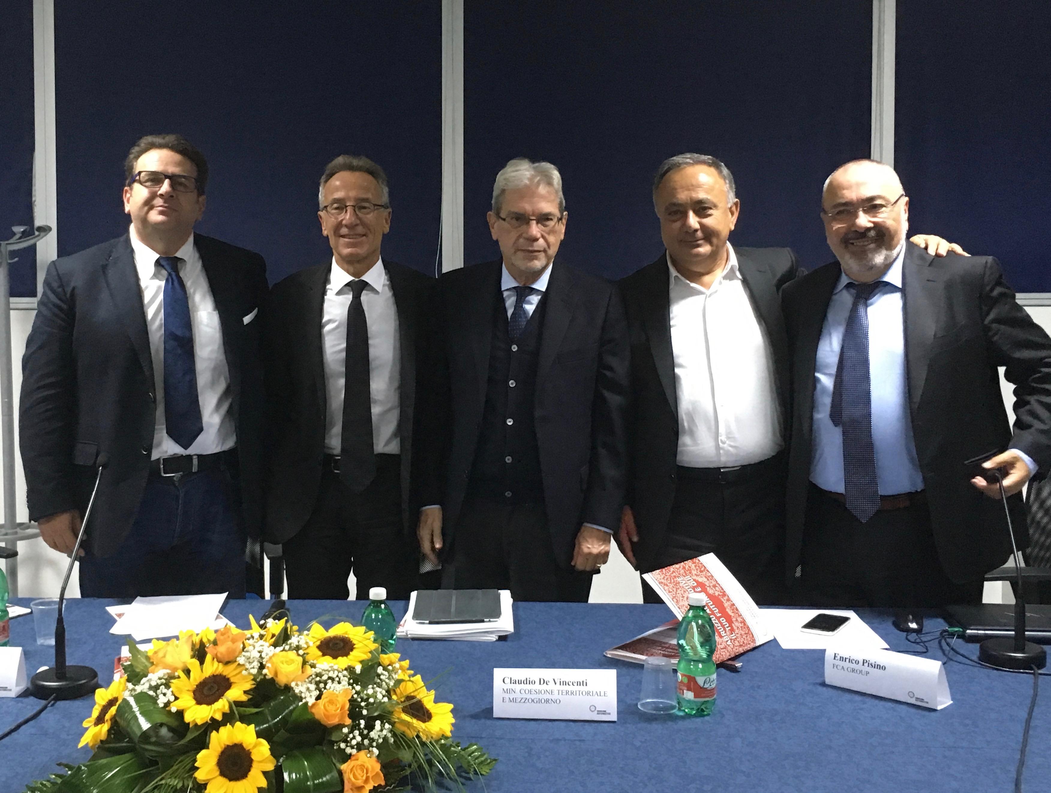 Polo Innovazione Automotive: industria 4.0 e ricerca per la mobilità intelligente sono settori fondamentali per l'Abruzzo