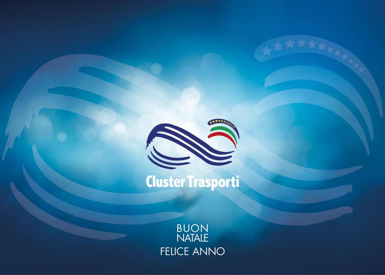 Il Cluster Trasporti Italia augura buone feste e buon anno nuovo a tutti gli Associati.
