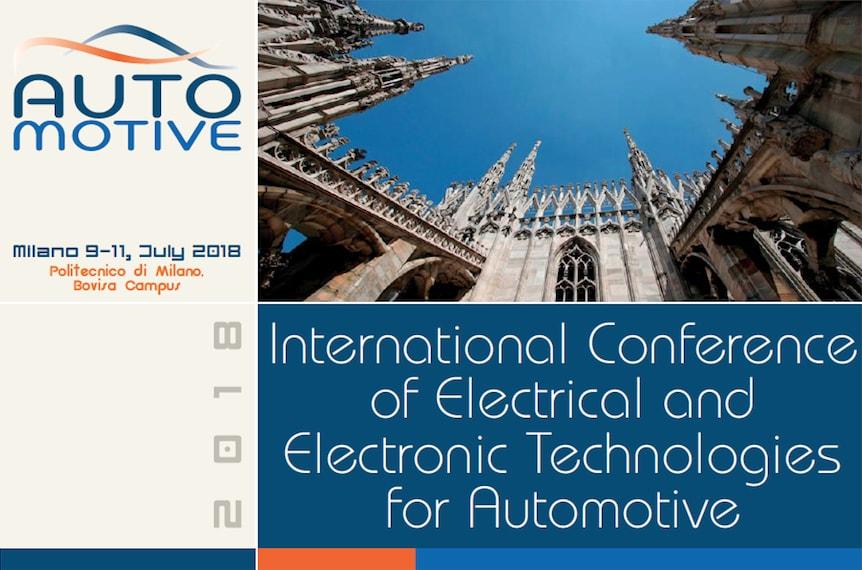 Call for papers Automotive 2018: confronto a Milano sulle nuove sfide della mobilità
