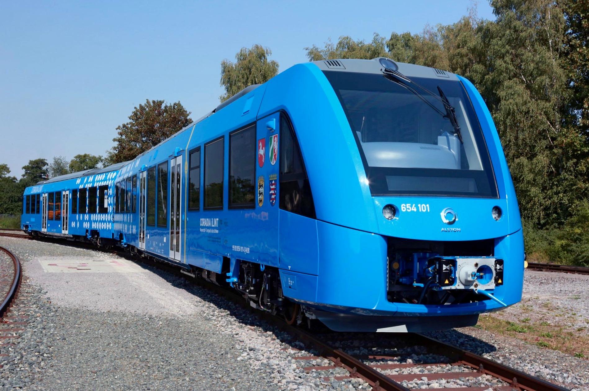 Premio SAPIO – Economia circolare e nuove politiche energetiche: Alstom presenta a Milano iLint, il treno a idrogeno