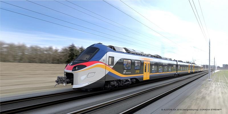 Alstom Italia: in arrivo 54 treni regionali Coradia Stream per l'Abruzzo, la Liguria, le Marche e il Veneto