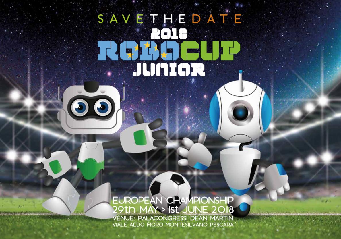 Networking for Logistics e Industria 4.0: al via il 29 maggio il Campionato Europeo di Robotica organizzato dal Polo INOLTRA