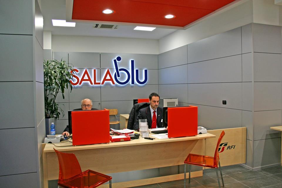 Accessibilità e servizi per la disabilità: Almaviva porta l'esperienza delle Sale Blu RFI al convegno ASSTRA