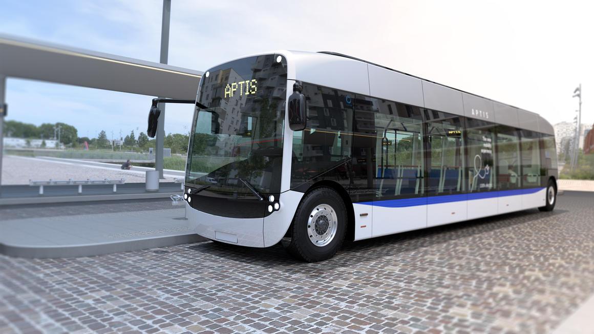 Aptis, il bus elettrico targato Alstom, alla conquista del mercato europeo