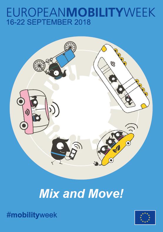 European Mobility Week, le iniziative del Politecnico di Milano