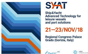 Save the date. Sayat2018 in programma il 22 e il 23 novembre