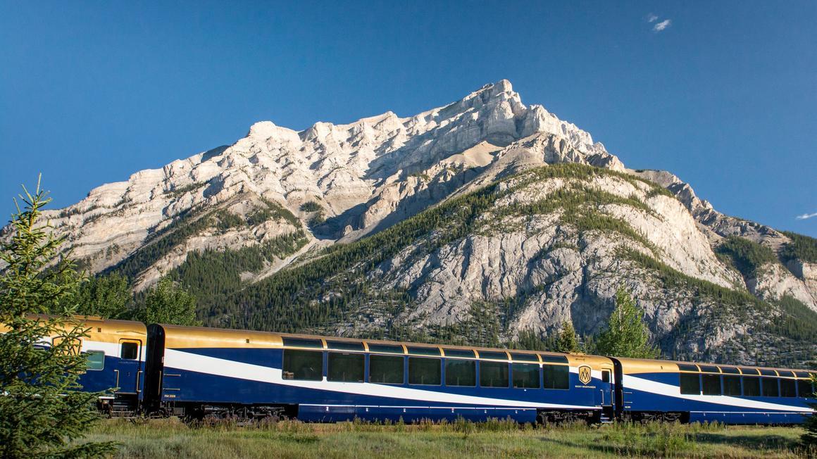Alstom ricostruirà altri due vagoni ferroviari di lusso Rocky Mountaineer