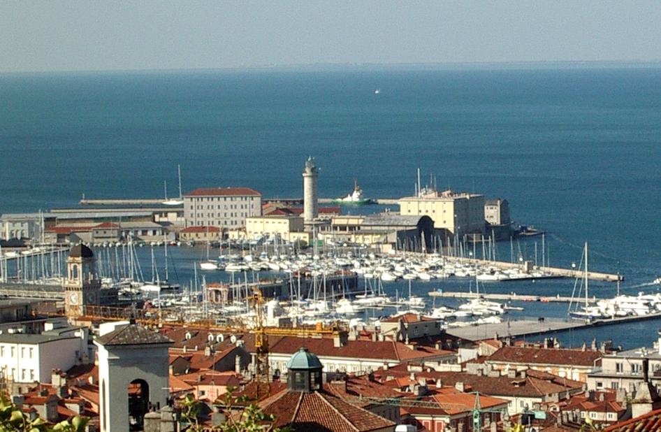 Traffico croceristico: anche per Trieste un piano a basse emissioni