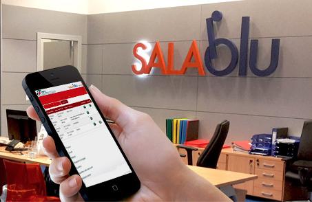 SalaBlu: l'app di RFI dedicata a persone con disabilità o mobilità ridotta