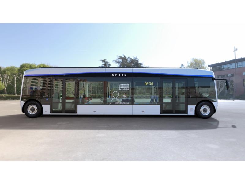 Alstom, arriva in Italia Atis il bus 100% elettrico