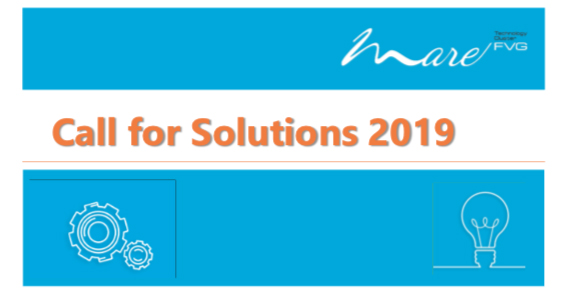 Call for solutions: realizza con mareFVG la tua idea innovativa