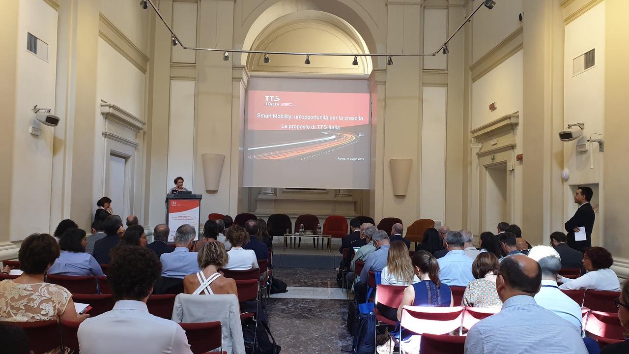 Smart mobility, TTS Italia presenta 5 priorità per i trasporti intelligenti