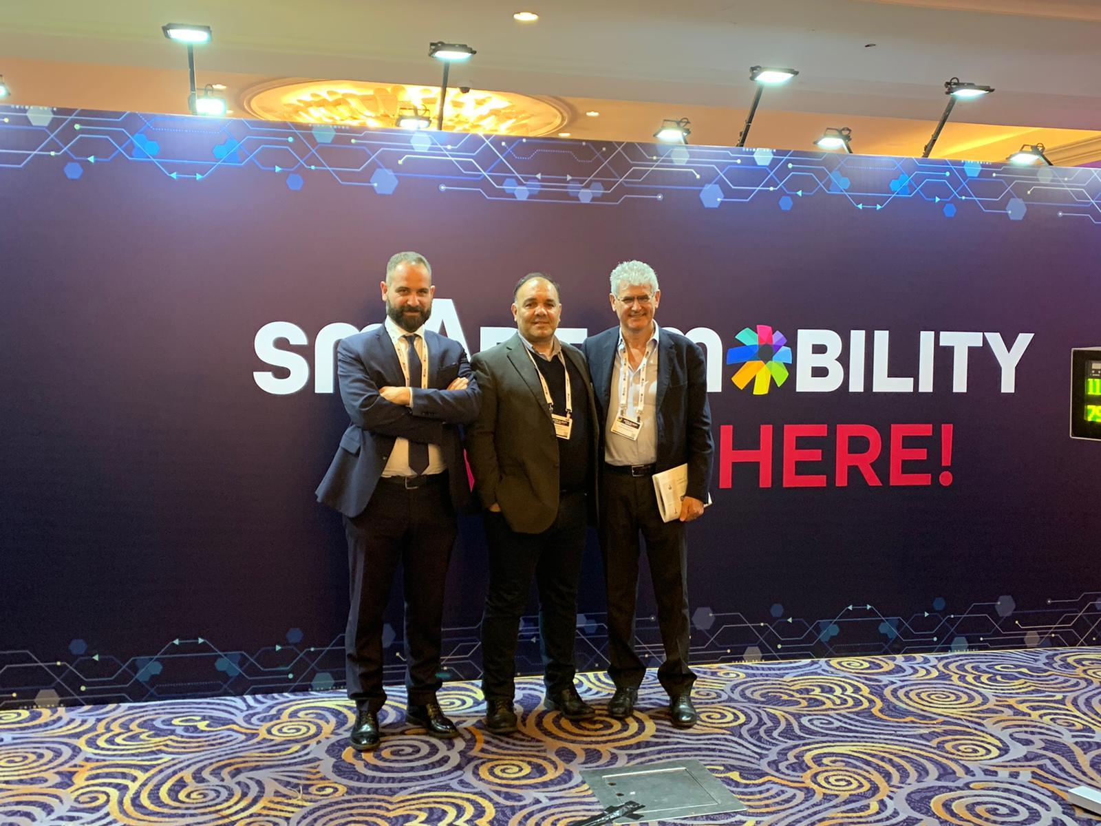 Cluster Trasporti allo Smart Mobility Summit 2019