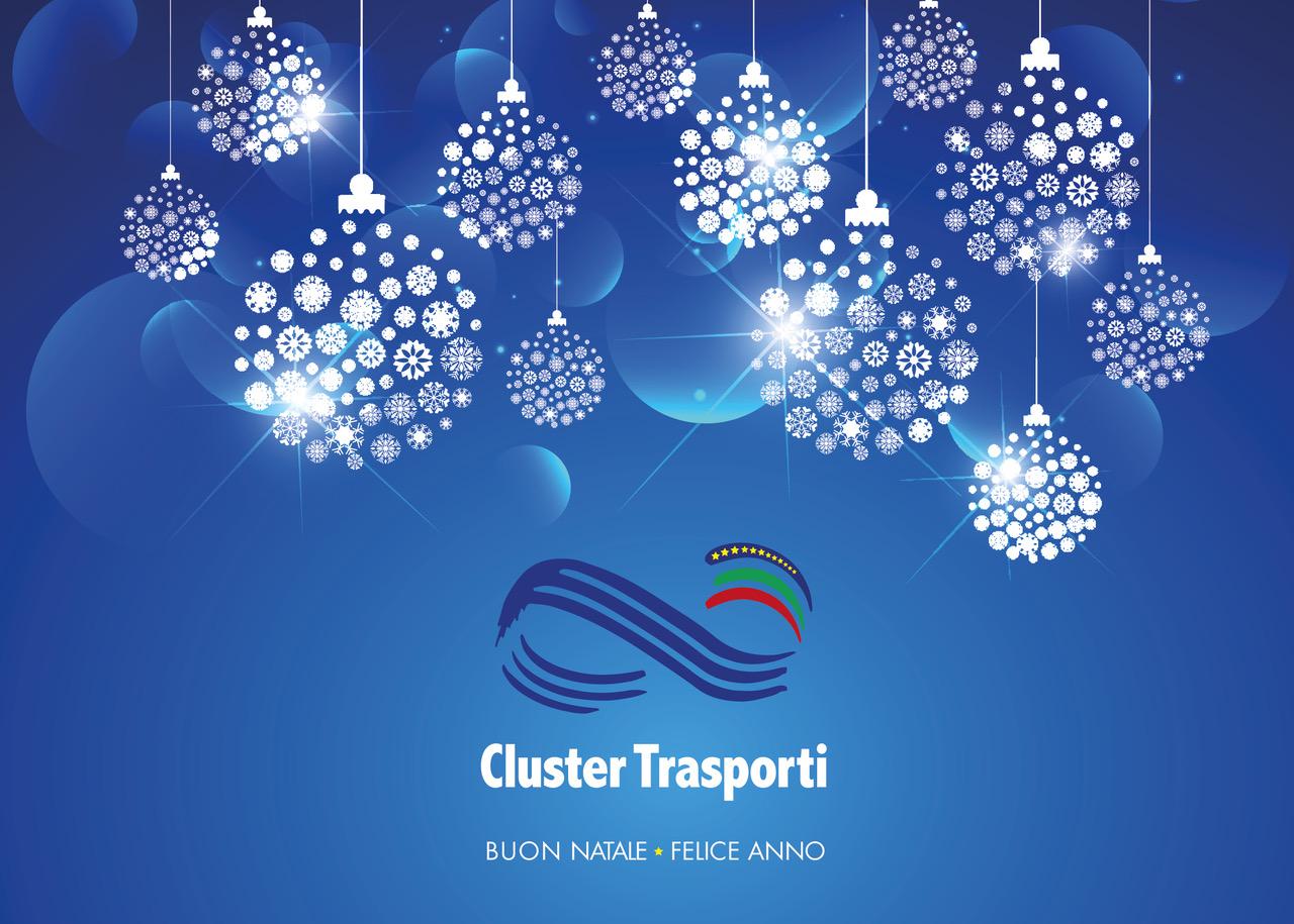 Cluster Trasporti augura Buone Feste a tutti gli associati