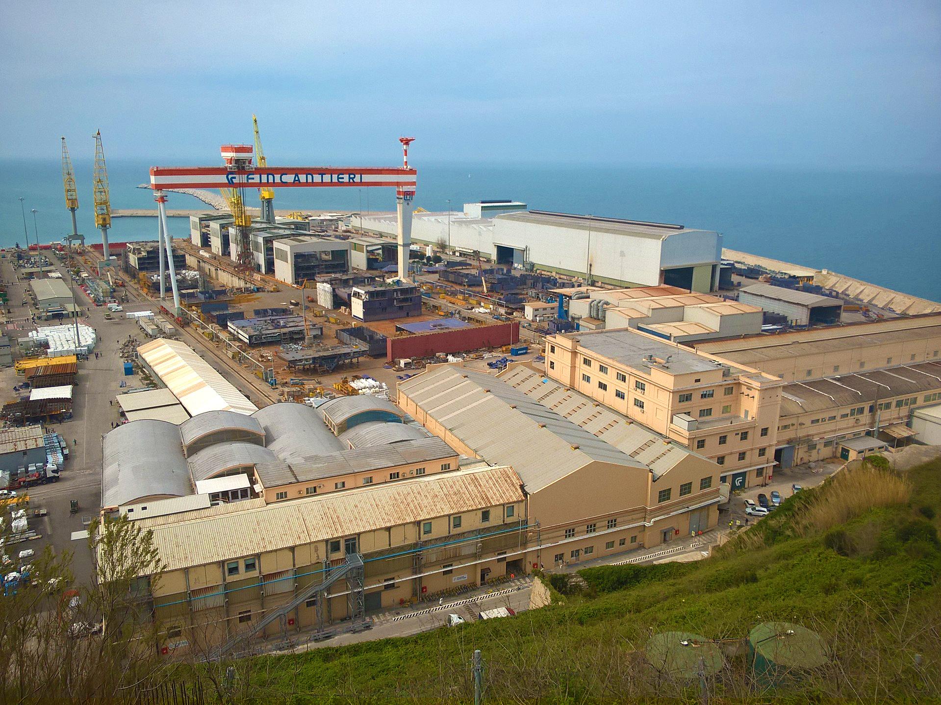 Fincantieri rafforza la partnership strategica con il Qatar