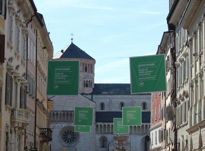 Festival della Green Economy, in programma dal 28 febbraio al 1 marzo a Trento