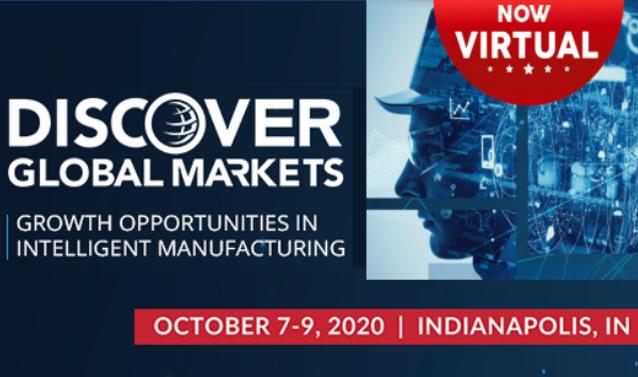 Produzione intelligente, opportunità di partenariato: incontri virtuali dal 7 al 9 ottobre con il patrocinio dell'U.S. Department of Commerce
