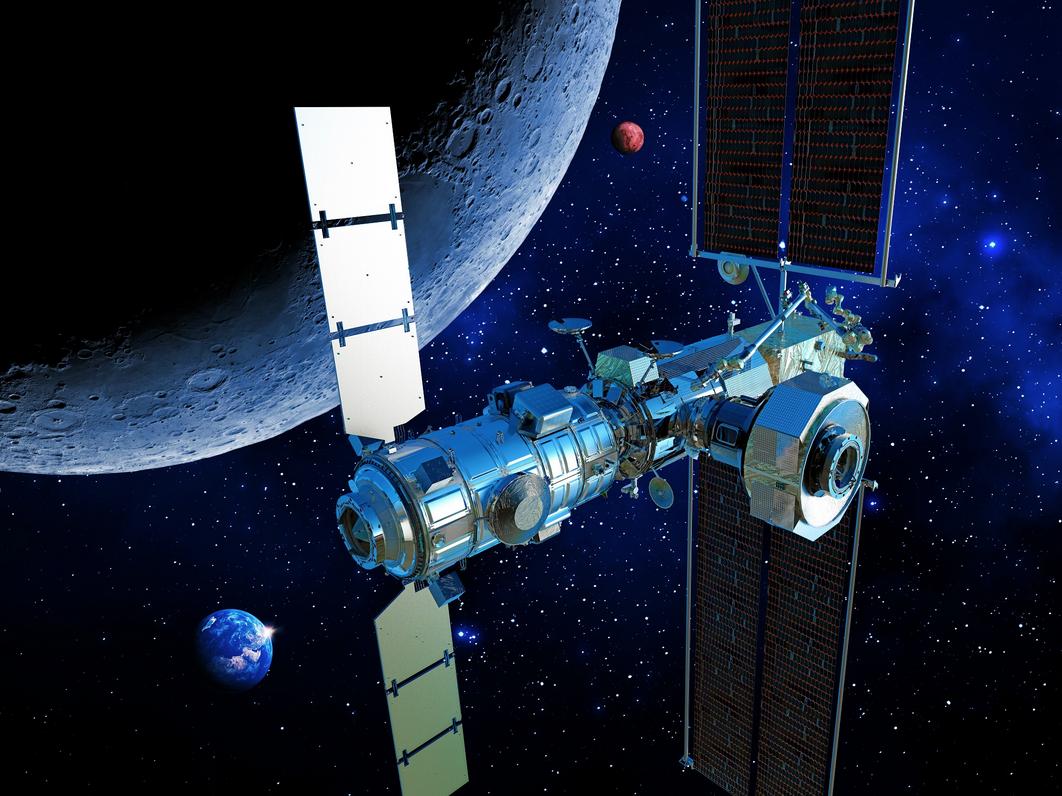 Thales Alenia Space France costruirà il modulo Esprit per il Lunar Gateway