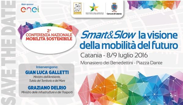 Il Cluster Trasporti alla II^ Conferenza Nazionale sulla Mobilità sostenibile organizzata da ANCI e MATTM