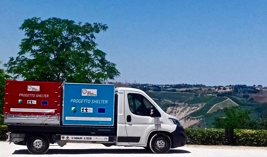 Shelter, trasporto merci sostenibile: il progetto Abruzzo-Ue al G7 Trasporti di Cagliari