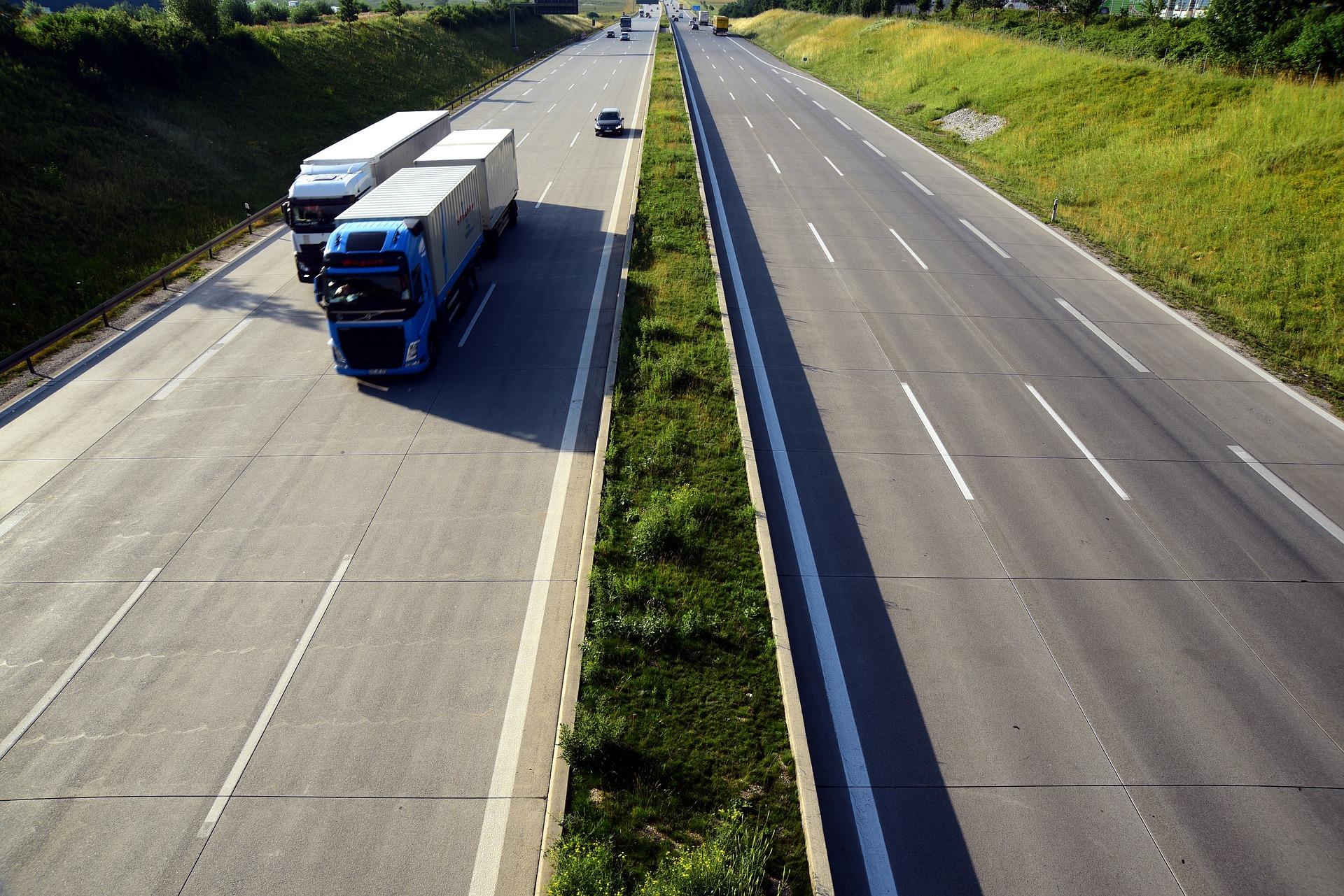 Autotrasporto: investimenti 2020/2021, finanziabili gli acquisti di nuovi veicoli