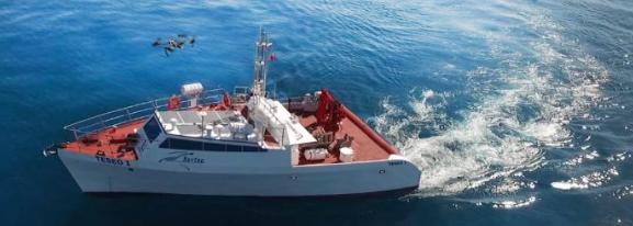 """SEASTEMA (Fincantieri) avvia il Progetto """"MARIN"""" per lo sviluppo di navi senza pilota"""