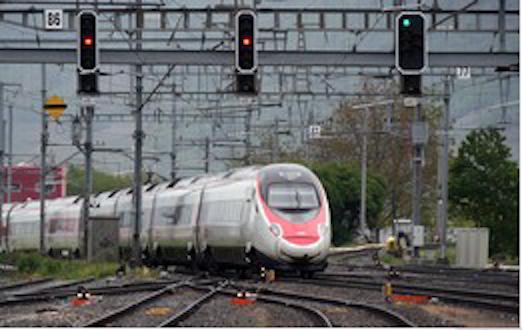 Alstom: prima azienda a ottenere la certificazione completa per i più recenti standard di controllo digitali dei treni