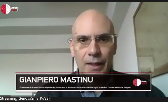 Genova Smart Week, Mastinu (Cluster Trasporti): Tra 10 anni il 70% dei veicoli elettrificato. Necessario ricalibrare il comparto