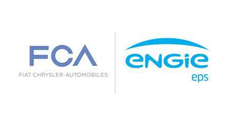 FCA ed Engie EPS: accordo per una joint venture sulla mobilità elettrica
