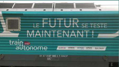 Consorzio Alstom-Hitachi-SNCF: primo treno semi-autonomo sulla rete ferroviaria nazionale