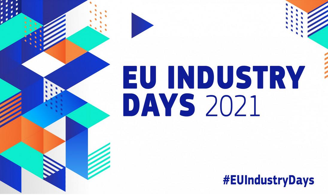 EU Industry Days: dal 22 al 26 febbraio 2021 l'evento annuale sull'industria più importante d'Europa