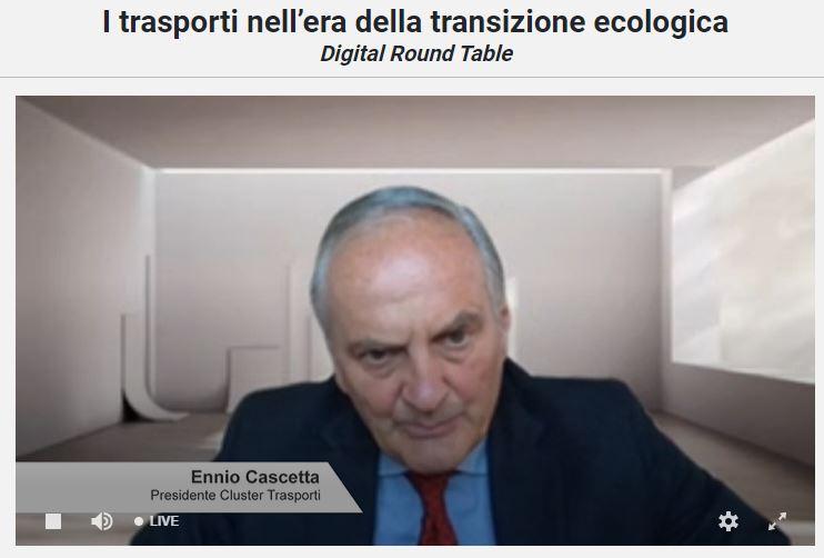 """I trasporti nell'era della transizione ecologica, Giovannini (MIMS): """"Il PNRR per un futuro sostenibile"""""""