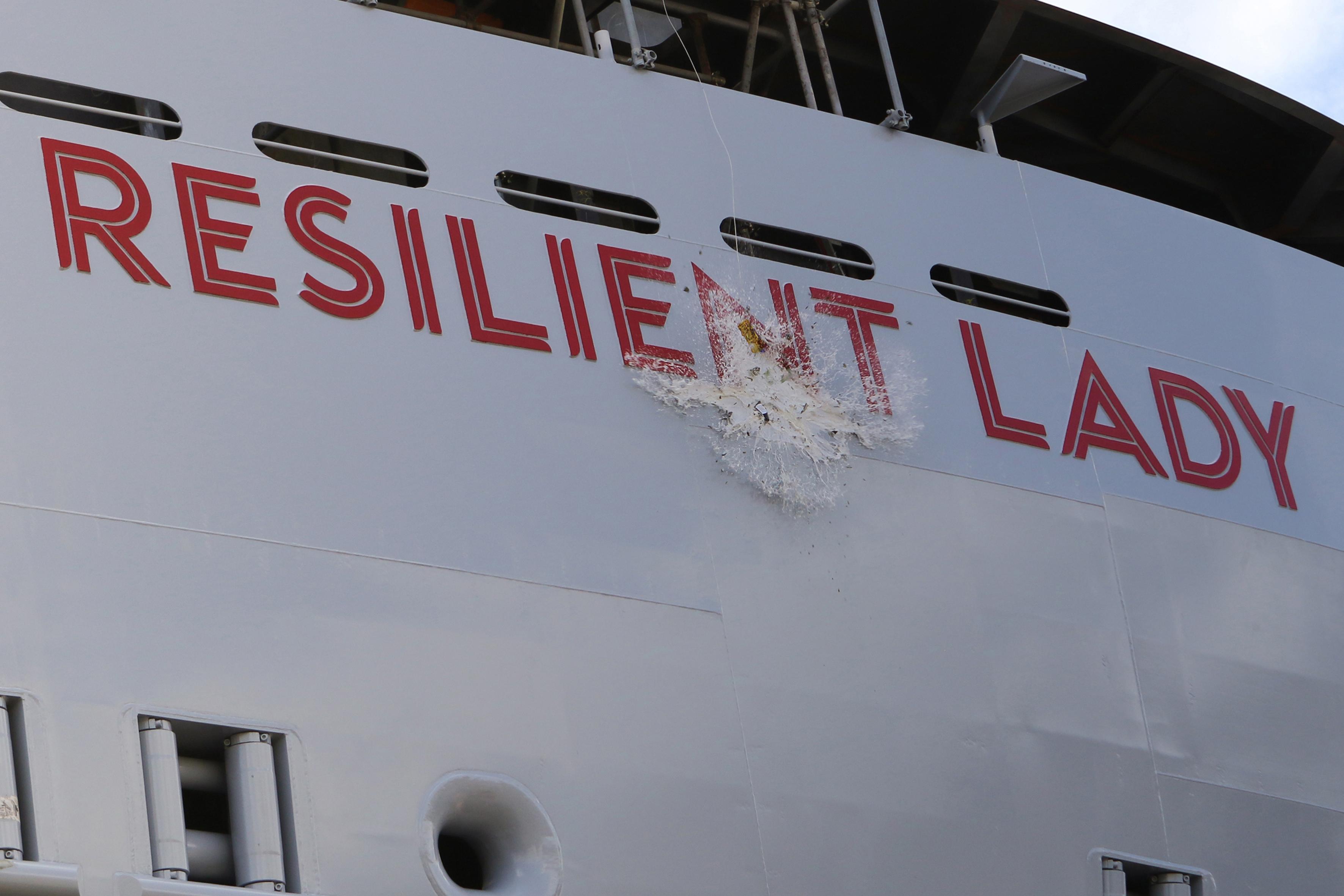 Fincantieri: Valiant Lady e Resilient Lady, le nuove navi da crociera che riducono l'impatto ambientale
