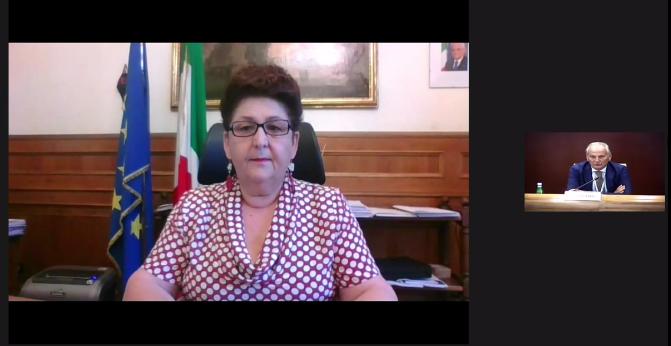 """Presentato il Piano d'azione del Cluster Trasporti. Bellanova (MIMS): """"Cluster Osservatorio Nazionale per l'innovazione tecnologica in Italia"""""""