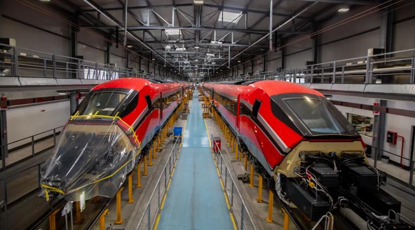 Cresce la presenza di Hitachi Rail in Spagna: contratto da 737 milioni di euro con ILSA